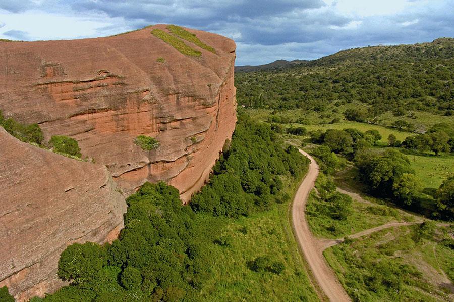 Grutas de Ongamira en el Valle de Punilla