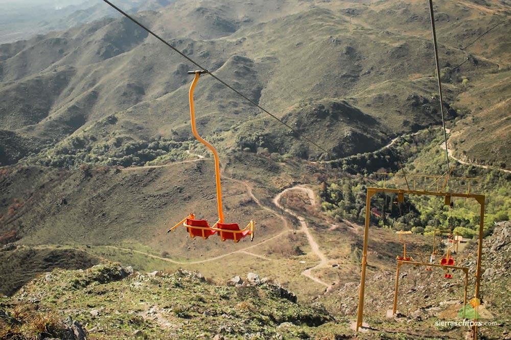 Cerro Pan de Azucar en el Valle de Punilla