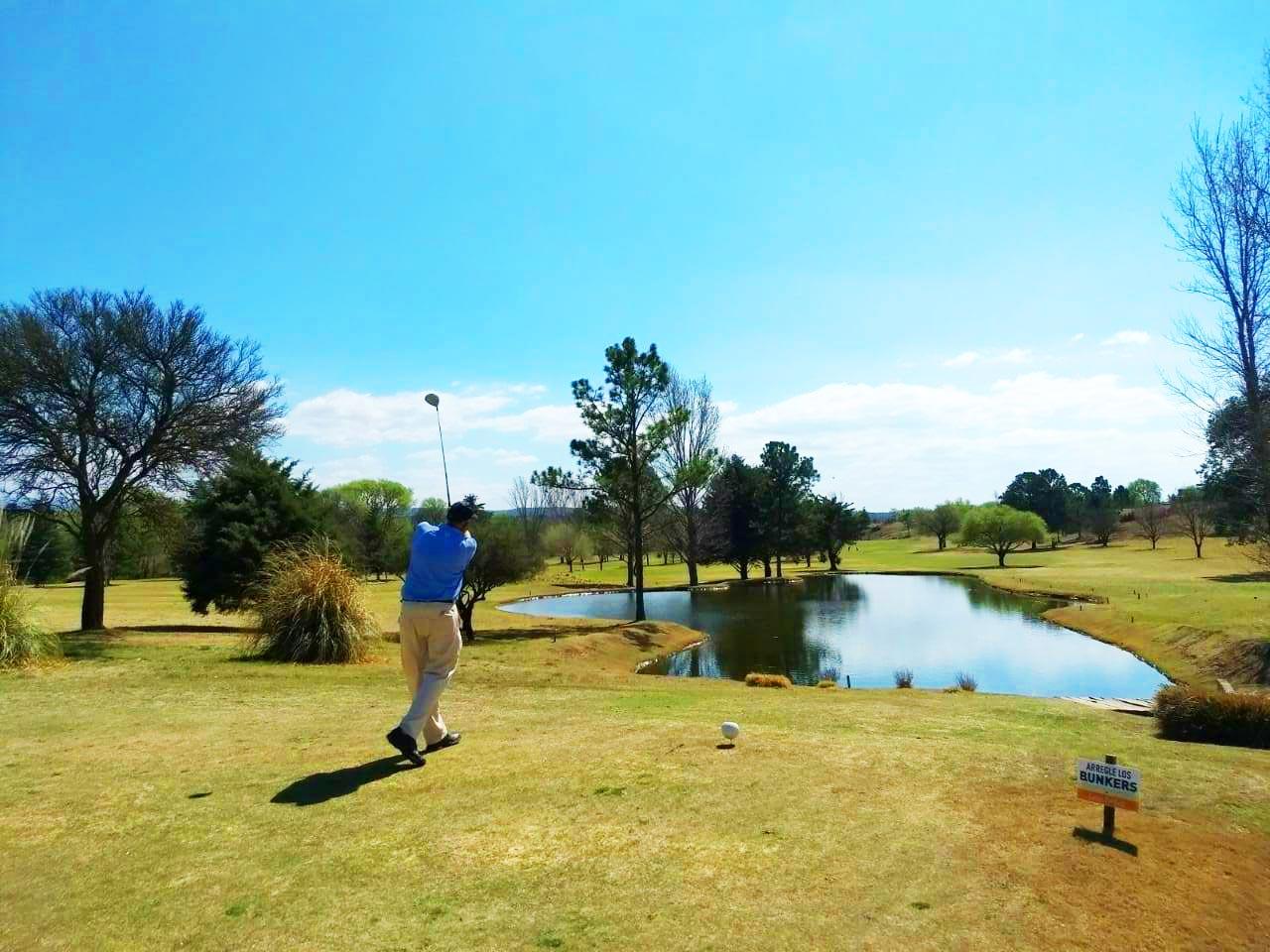 Country Golf Club San Antonio de Arredondo en el Valle de Punilla