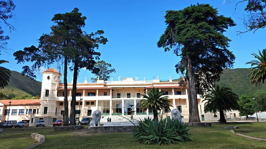 Edén hotel en el Valle de Punilla