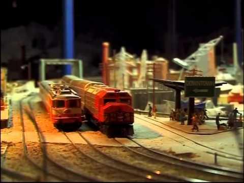 Museo de Trenes en Miniatura en el Valle de Punilla